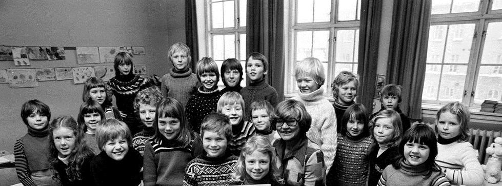 klassebilde 1978