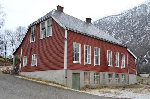 Fjærland bygdahus